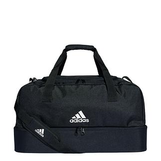 Adidas Sporttasche mit Bodenfach Tiro Größe M Schwarz