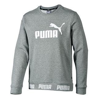 Puma Sweatshirt Amplified TR Grau