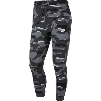 Nike Freizeithose CAMOUFLAGE Grau