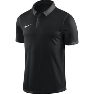 Nike Polo Shirt Academy 18 Schwarz