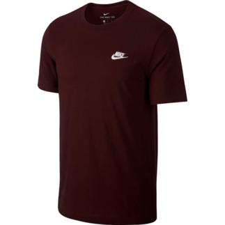 Nike T-Shirt Klassik Bordeaux