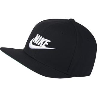 Nike Cap Sportswear Pro Schwarz/Weiß