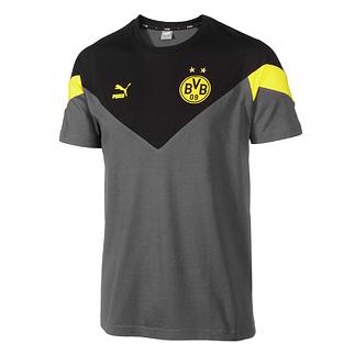Puma Borussia Dortmund T-Shirt Grafik 2019/2020 Grau