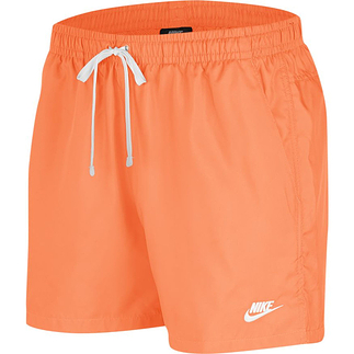 Nike Freizeit- und Badeshorts Aprikose