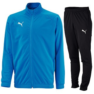 Puma Trainingsanzug CORE LIGA Blau/Schwarz