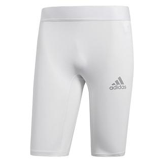 Adidas Short Tight Alphaskin CLIMALITE Weiß