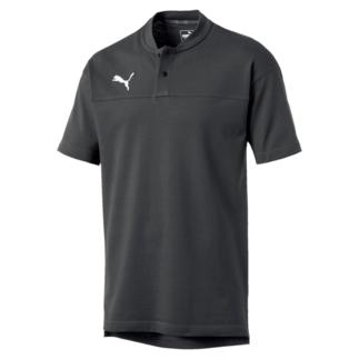 Puma Poloshirt CUP Casuals Grau