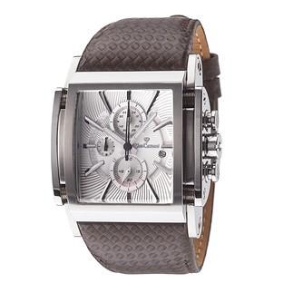 Yves Camani ESCAUT Chronograph Silber