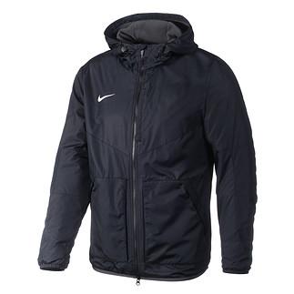 Nike Allwetterjacke Team Schwarz