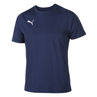 Puma T-Shirt LIGA Dunkelblau