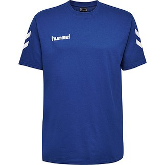 hummel T-Shirt Go Cotton blau