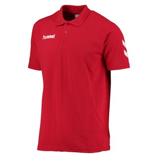 hummel Poloshirt Core Cotton rot