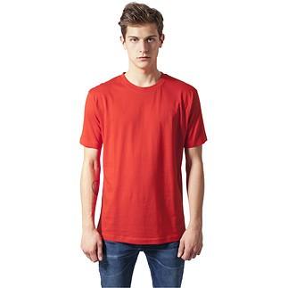 URBAN CLASSICS T-Shirt Basic Rot