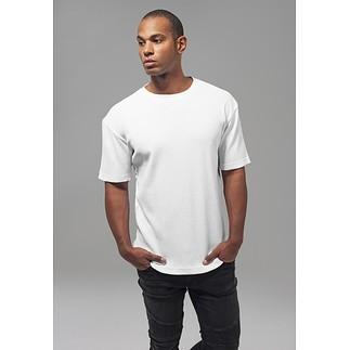 URBAN CLASSICS T-Shirt Thermal weiß