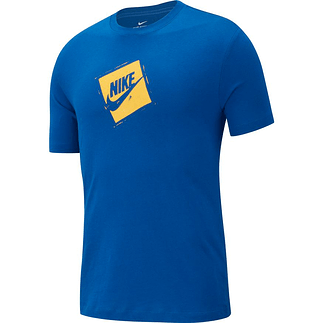 Nike T-Shirt REMIX 2 Royal