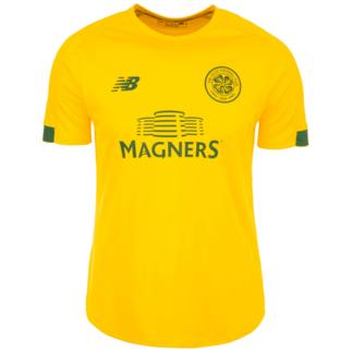 New Balance FC Celtic Glasgow Trainingsshirt On-Pitch gelb
