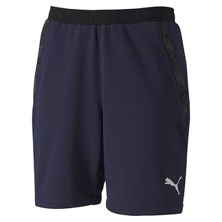 Puma Shorts Team FINAL 21 Blau