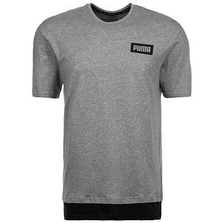 Puma T-Shirt New Rebel Grau