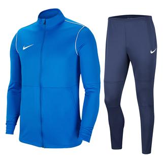 Nike Trainingsanzug Park Blau
