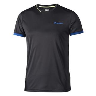 Lotto T-Shirt Patrick II schwarz