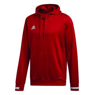 Adidas Hoodie Team 19 Rot