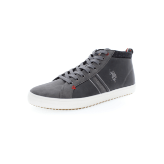 U.S. POLO ASSN. Sneaker Varan Eco grau