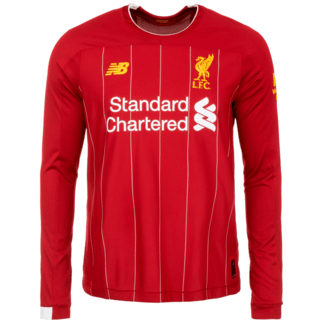 New Balance FC Liverpool Trikot 2019/2020 Langarm Heim