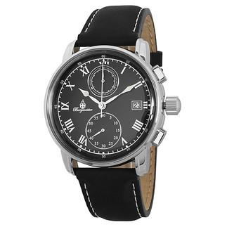 Burgmeister Herren Chronograph Graz schwarz