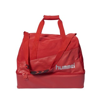 hummel Fußballtasche Authentic Charge rot