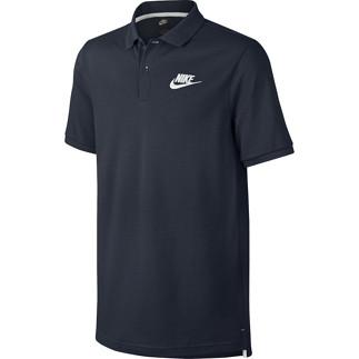 Nike Poloshirt Sportswear Dunkelblau
