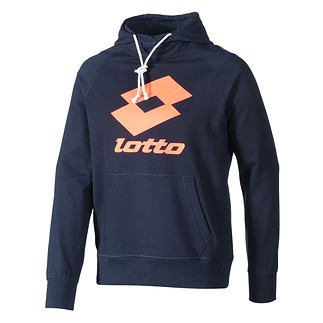 Lotto Hoodie Smart HD FT blau/orange