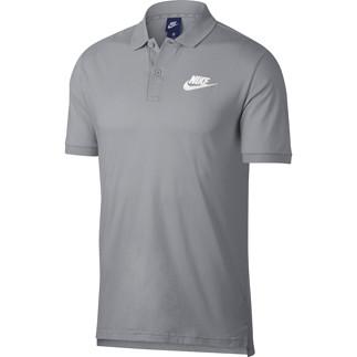 Nike Sportswear Poloshirt Grau