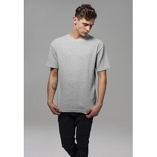 URBAN CLASSICS T-Shirt Thermal grau
