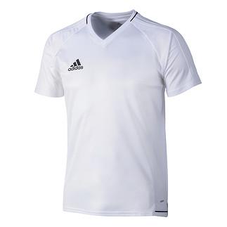 Adidas Trainingsshirt Tiro Kinder Weiß
