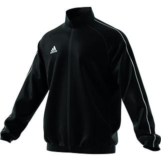 Adidas Präsentationsjacke Core 18 Schwarz