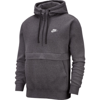 Nike Hoodie Sportswear Club Fleece Anthrazit