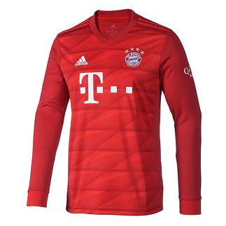 Adidas FC Bayern München Trikot 2019/2020 Heim Langarm