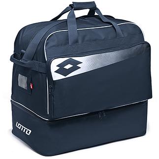 Lotto Fußballtasche Omega II peacot/weiß