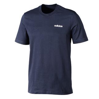 Adidas T-Shirt E Core blau/weiß