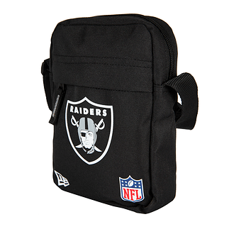 New Era Las Vegas Raiders Tasche Side Bag schwarz