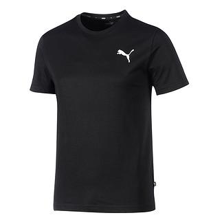 Puma T-Shirt ESS Small Logo schwarz