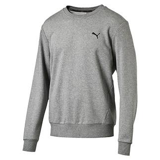 Puma Sweatshirt ESS Crew TR Grau