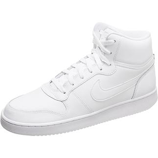 Nike Herren Sneaker Ebernon Mid Weiß