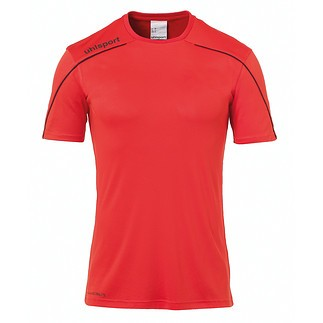 uhlsport Trainingsshirt Stream 22 rot/schwarz
