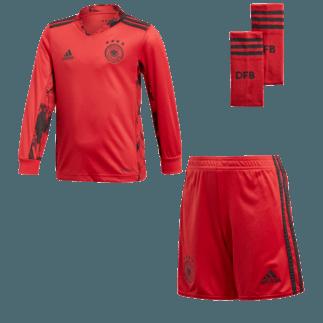 Adidas Deutschland DFB Torwart Minikit Heim EM 2020