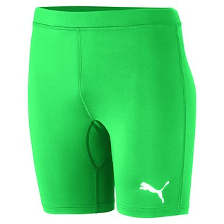Puma Shorts LIGA Baselayer Grün