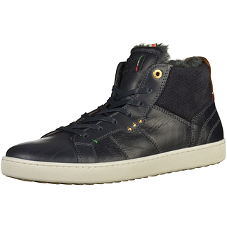 Pantofola d'Oro Sneaker High Leder dress blues