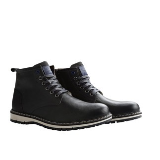 TRAVELIN OUTDOOR Winter Boot Myken grau