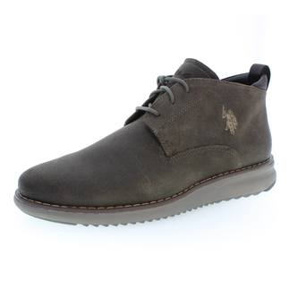 U.S. POLO ASSN. Boot Vincent Suede khaki