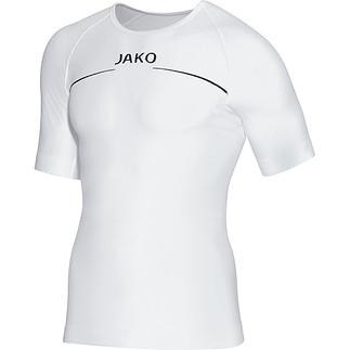 Jako T-Shirt Comfort weiß